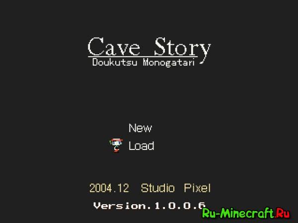 [Разные игры] Cave Story