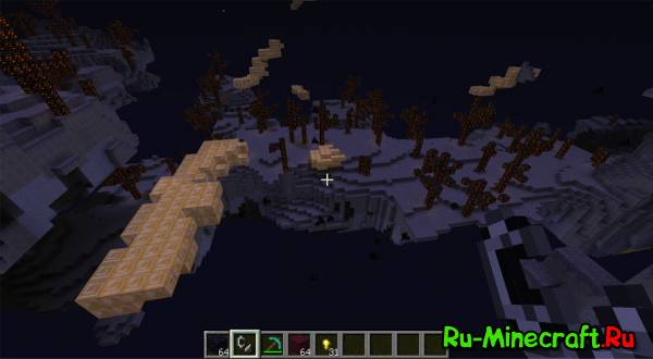 [1.6.4][Forge]The Ultimate Nether - Грибы с деревьями в Аду!