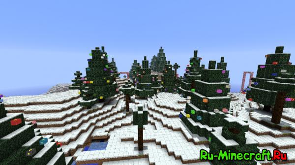 Christmas Festivities - новый год! [1.7.10] [1.6.4]