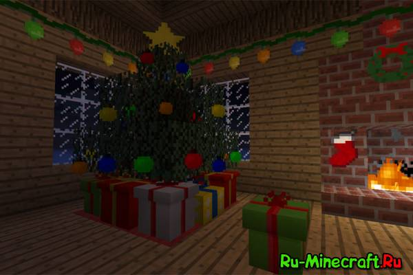 [1.6.4] Christmascraft - Рождество! ^_^
