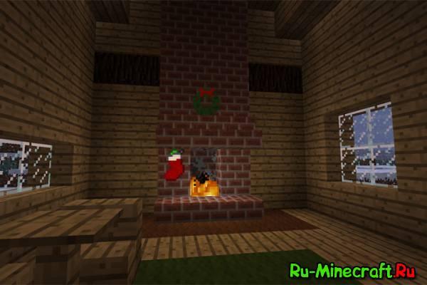 Christmascraft - Рождество! ^_^ [1.6.4]