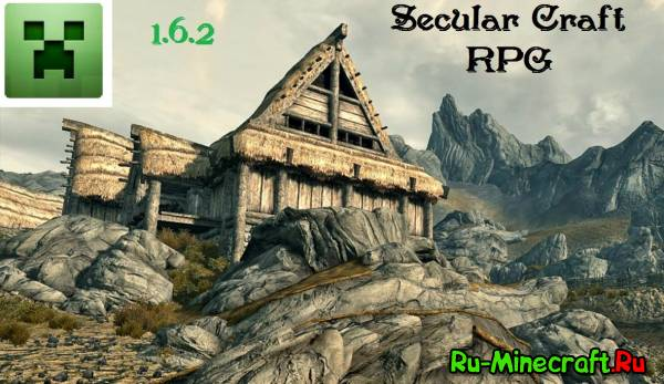 [Client][1.6.2] Secular Craft Big RPG