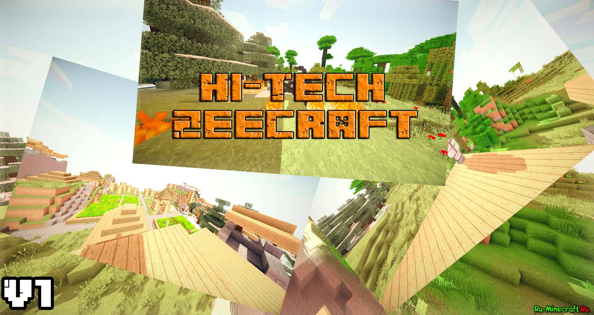 1. 8] hi-tech mini-games and arenas map download | minecraft forum.