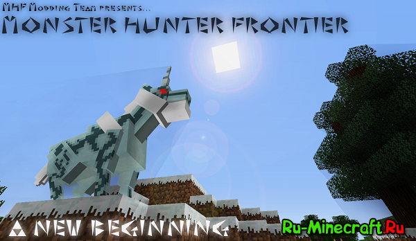 Monster Hunter Frontier Craft [1.11.2] [1.9.4] [1.6.4]