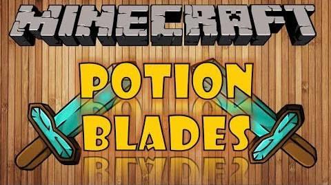 [1.6.4][Forge] - Potion Blade Mod - Мечи с эффектами зелий!