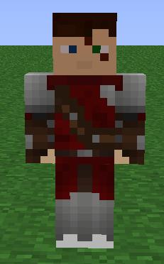 [Skins] Warrior скин пак