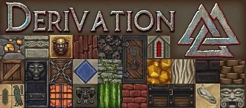 [1.7][32x] Derivation Reborn - Ну о-о-очень круто!