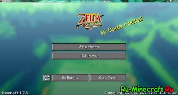 [1.6+/1.10][32x32] Zelda Minish Cap — Упорото-мультяшный ресурс-пак!