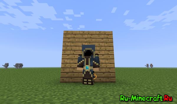 [1.6.4] Knights, Mage and Archer mod — Средневековые воины в Minecraft!