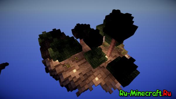 [Map][1.6.+] Emerald Dream-Удивительная карта!