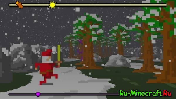 [Game] Новая рождественская игра от Нотча (Отец minecaft)