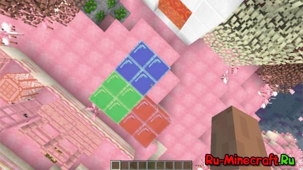 Candy Craft - Съедобный мир! [1.8.9|1.7.10|1.7.2|1.6.4]