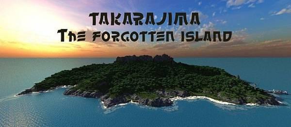 [Map] - Takarajima - Тихоокеанский остров для выживания