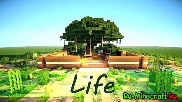 [Map] - Life - Ultramodern Eco House - Современный экологичный дом