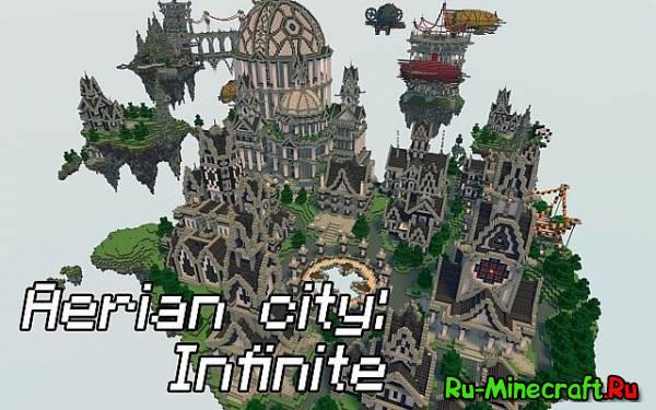 [Map] Aerian City : Infinite