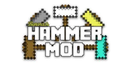 [1.6.4] Hammer Mod - Молоты