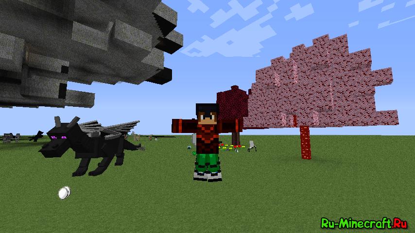 Minecraft сборка рпг приключения youtube.