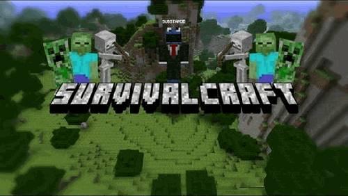 [Game][Android] Survivalcraft - Тот же майнкрафт для лопат только по новому