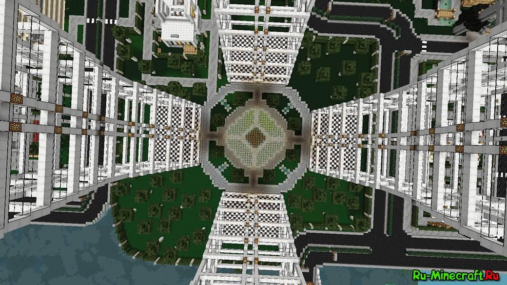 Map] Avion City большущий город! » Скачать карты для