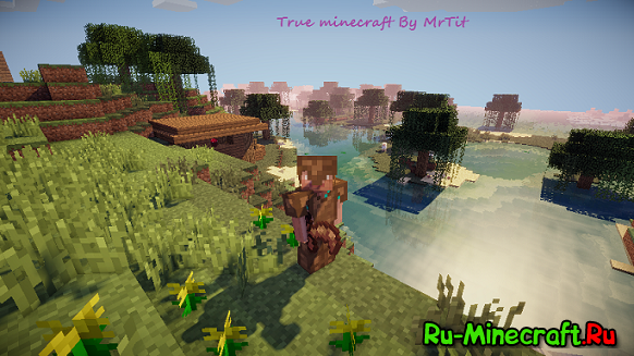[Клиент][1.5.2] TrueMinecraft 1.7.2. By MrTit