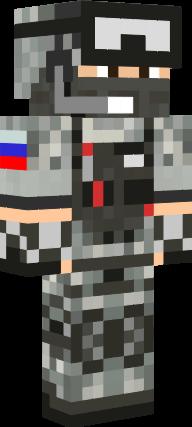 скачать скин снайпера для Minecraft - фото 8