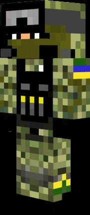 скачать скин снайпера для Minecraft - фото 9