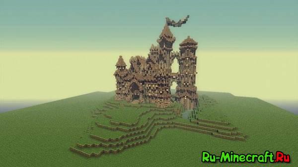 [Map] Bontrager - Небольшой замок