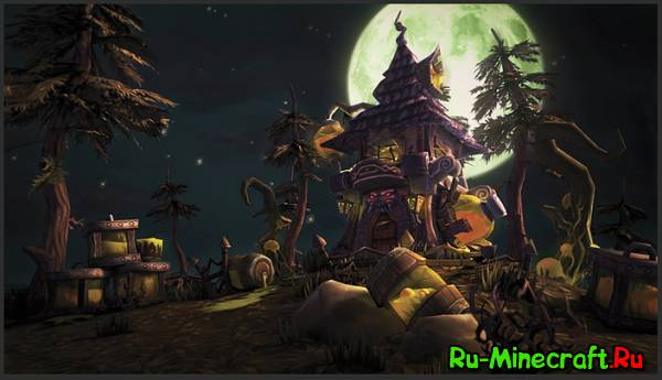 [1.6.4/1.6.2] World of Warcraft - Ресурс пак по игре Варкрафт