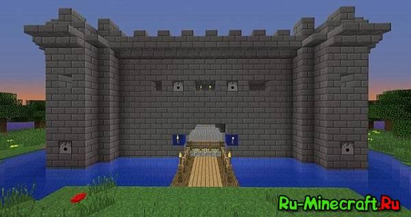 [Map][PvP][1.5+] Castle Rush - Битвы замков!