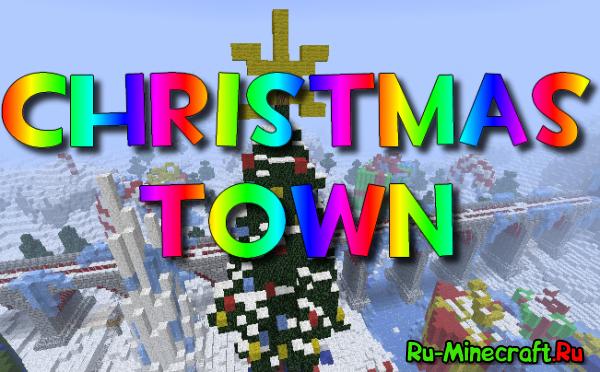 [Map] Christmas Town - С Рождеством!