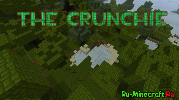 [1.6.2-1.7.4][16x] The Crunchie - Больше квадратов!