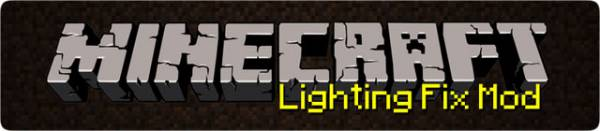 [1.7.2] Lighting Fix Mod - фиксим СВЕТ!