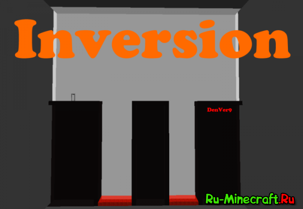 [Map][1.7][Puzzle][Parkour]Inversion-Инверсия