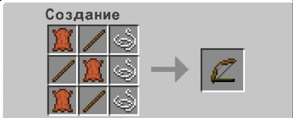 QuiverBow - новое дальнобойное оружие! [1.7.10] [1.6.4]
