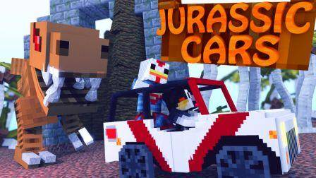 Jurassic Craft Vehicles mod - автомобили [1.7.10] [1.6.4]