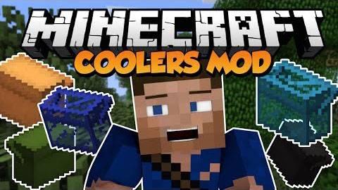 Coolers Mod - облегчаем игру [1.11.2] [1.7.10] [1.7.2] [1.6.4]