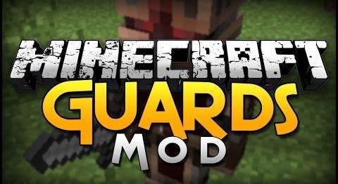 [1.6.4] Guard's Mod - приручи рыцаря!