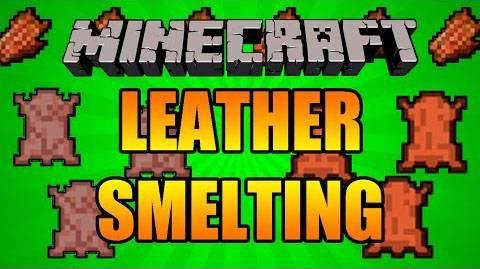 [1.6.4 - 1.7.10] Yet Another Leather Smelting - Гнилую плоть в кожу