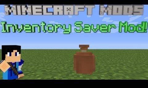 [1.4.7 - 1.6.4] Inventory Saver - сохраняем инвентарь