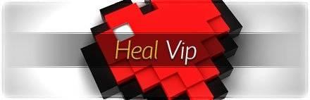 [Plugin][1.7.4] HealVip - Беспплатное здоровье!