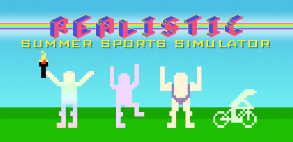 [Game] Realistic Summer Sports Simulator - олимпийские игры