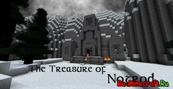 [Map][1.7.4] Сокровище Ногрода!