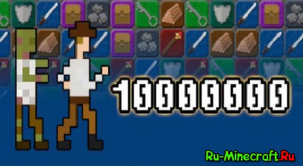 [Other][Game] 10.000.000 - небольшой Puzzle Quest с наличием RPG элементов.