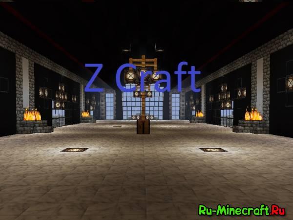 Z Craft - красивый текстурпак [1.9.4-1.7.X][32x]