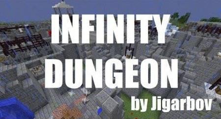 [Карта][14w03b] Infinity Dungeon - генератор подземелий!