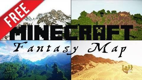 [1.7+][map]Fantasy Map-Красота...
