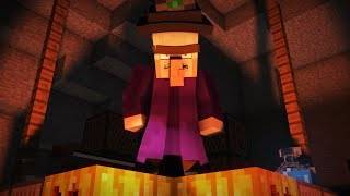 [Video] Witch Encounter - Minecraft Animation