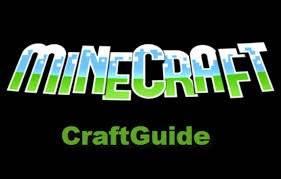[1.7.2]Crafting Guide-книга с рецептами