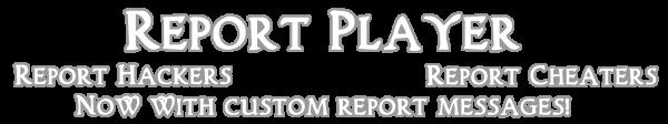 ReportPlayer - жалобы на игроков [Plugin] [1.7.2]