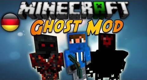 [1.7.2] Ghost Mod - Призрак